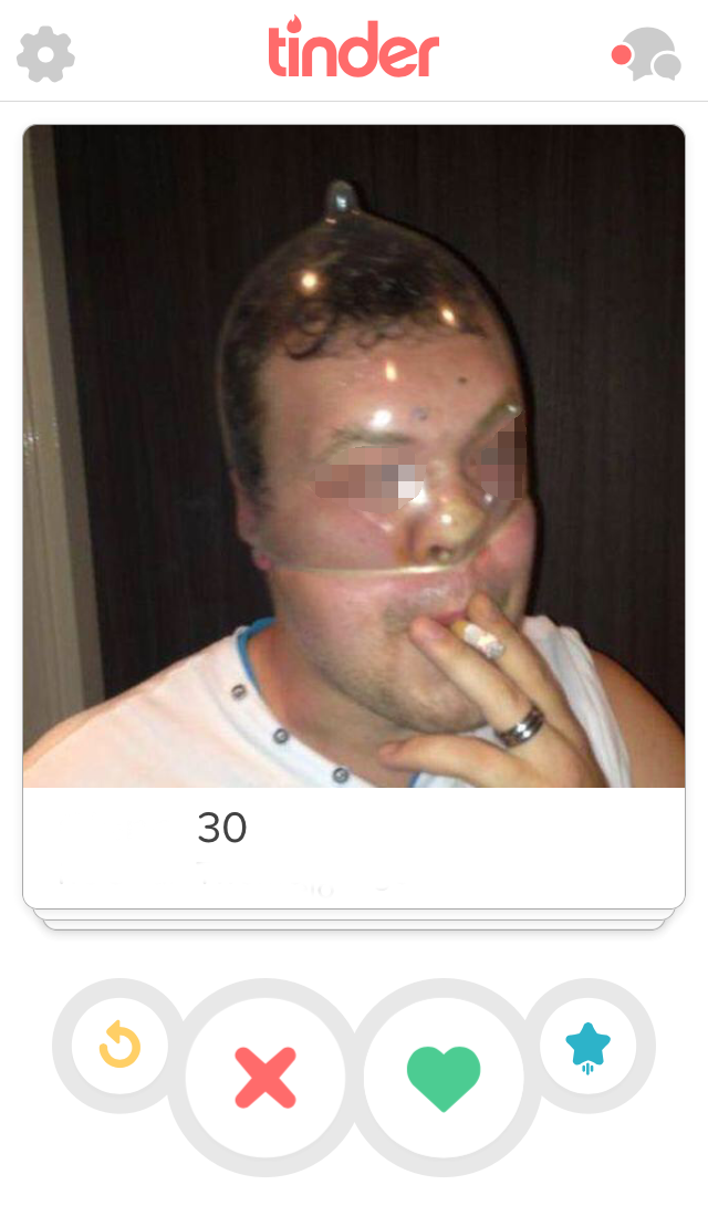 Tinder profile picture of the week